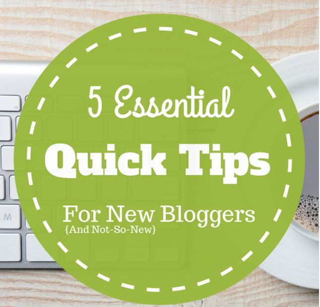 5 Brilliant Tips For New Bloggers To Increase Productivity And Get Desired Results