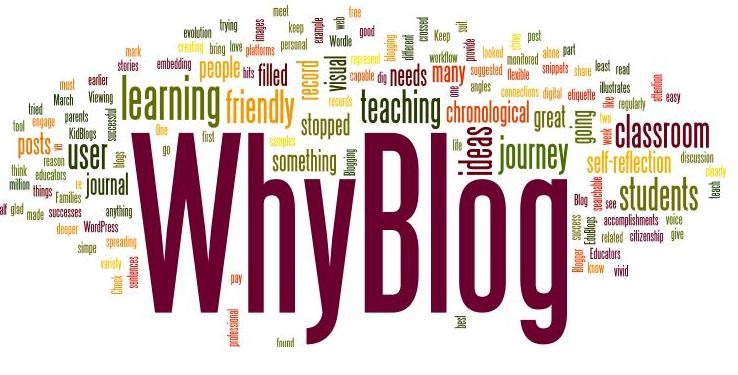Why you should start a professionl blog