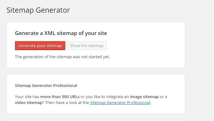 How to create sitemap for your blog