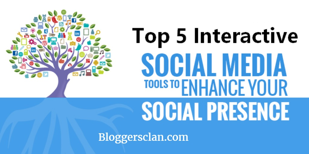 5 Social Media Tools You Should Be Using From Day One