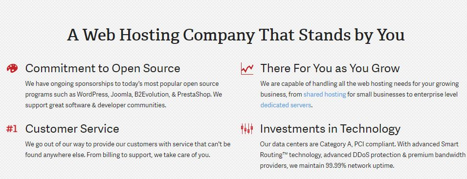 Take a look at the best web hosting companies for small business owners
